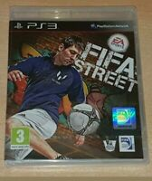 FIFA Street PS3 Playstation 3 **BRAND NEW & SEALED** FAST FREE SHIPMENT