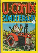 U-Comix especial número de banda - 1 15 juntos (0-1/1) a partir del pueblo 1973 Verlag