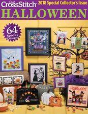 Just Cross Stitch Halloween Issues [New, Unused]- U Choose