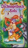 Die Dschungelbuch-Kids VHS Videocassette Cassette Video Original Walt Disney