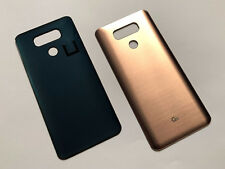 Replacement Gold Battery Back Cover Rear Case Glass for LG G6 H870 H871 H872