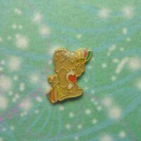 New Care Bear Charm Brown - Tender heart Bear - charm for story glass lockets