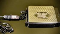 SONY Walkman Player Silver WM-EX655 TESTED Japan Good Used