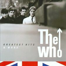 Greatest Hits & More by The Who (CD, Feb-2010, 2 Discs, Polydor) (Box C132)