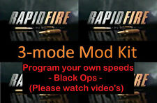 3-Mode, Adjustable, Rapid Fire Stealth Mod Kit for Xbox 360 Controllers