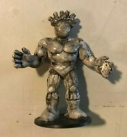 """muscle men M.U.S.C.L.E. #120 Figure mini Mattel 80's 2"""" d&d painted toy monster!"""