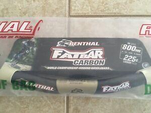 New Renthal FatBar Carbon V2 Handlebar: 31.8mm, 20 x 800mm, Carbon