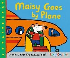 Maisy Goes by Plane-ExLibrary