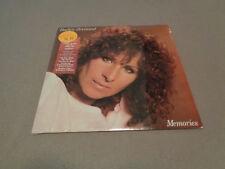 "Barbra Streisand – Memories - Columbia 12"" Vinyl LP - 1981 - NM-"