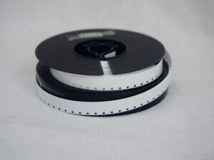 Kodak Super 8mm  film leader 15m (approx 50ft)  roll brand new stock