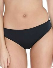 Freya Bikini Brief In The Mix Size L 14 16 Black Hipster Swimwear Bottom 3826