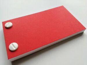 Flip Book Animation Kit DIY plain white sheets Design your own Flipbook