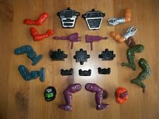 MOTU He-Man Figure Multi-Bot Nearly Complete