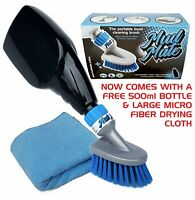 MUD MATE football rugby mud boot cleaner hiking golf buddy shoe brush cleaning