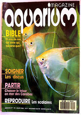 Aquarium Magazine  n°29 - Bible/ Soigner les discus/ Trésors des caraïbes/ Repro