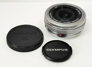 Olympus M. Zuiko 14-42mm EZ Power Zoom Pancake Micro 4/3 Lens