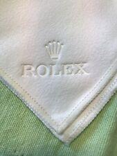 Genuine New Rolex First edition Fluffy Clean Polishing Cloth 2-Pieces Sale❗️