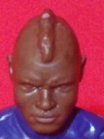 MH101 Cast Action figure HEAD SCULPT FOR USE WITH 1:18th Scale gi joe militaire