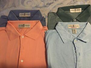 Golf Polo Shirt Fairway&Greene Herren Größe L