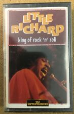 "Little Richard ""King Of Rock n Roll"" NEW & SEALED Tape Cassette"