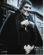 Dark Shadows Tv Barnabas Collins With Cane 8X10 Color Photo