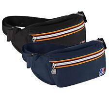Borsa Borsello Marsupio Uomo K-Way K-Pocket Bumbag Bag Men K1319
