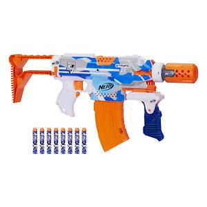 Nerf Pistol Toy Dart Gun Nerf N-Strike Stryfe Blaster Gift For Boy Ages 8 And Up