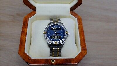 Breitling Aerospace Blue Men's Watch - F65062