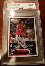 2012 Topps Mini Online Excl Promo #TMB2 - Bryce Harper - RC - PSA 10 - Pop 1/18