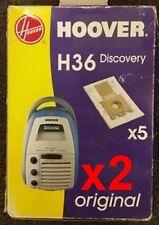 H36 HOOVER 10 sacs pour aspirateur HOOVER DISCOVERY