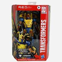 Transformers R.E.D. Robot Enhanced Design Beast Wars Cheetor Hasbro Figure NEW