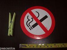 Ne Pas Fumer Autocollant Health & Safety Car Decal pollution de la prévention des incendies de tabac