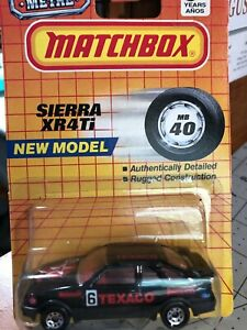 481 -Matchbox Die-Cast Metal-Auto.Truck Set of 41990-1991 New Free Shipping
