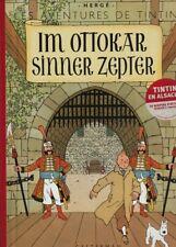 EO 2008 FAC-SIMILÉ BD 1947 + HERGÉ + TINTIN EN ALSACIEN IM OTTOKAR SINNER ZEPTER