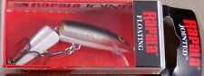 Rapala 1/8 oz. Jointed Minnow J07 S Floating Balsa Wood 2 3/4 in. Crankbait