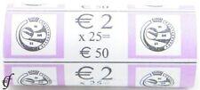 Bélgica papel 2 euro 2010