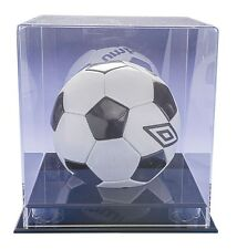SOCCER BALL DISPLAY CASE CABINET