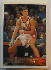 1996 - 97 Topps NBA Basketball Series 1 Almost complete base set (110 cards)