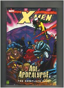 X-Men The Complete Age of Apocalypse Epic Volume 3 TPB/Graphic Novel VF+ 8.5