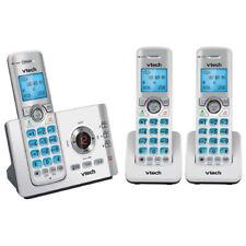 VTech CLS17552 Triple DECT 6.0 Two Line Cordless Phone System