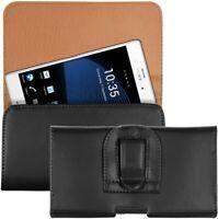 Custodia cover 24H clip cintura pantaloni passanti per Xiaomi Redmi Note 7 8 XXT