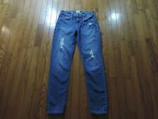 fc63a5a9d47 HUDSON Niko Mid Rise Skinny Ankle Jeans