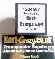 AMB 130 Kart Transponder Repair & Testing