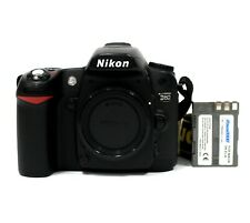 EXCELLENT Nikon D80 10.2MP DSLR Camera Body Only w/ Battery   1168 SHUTTER COUNT