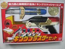 ohranger Power Rangers ZEO King Blasters set Laser Blade Pistol JAPAN
