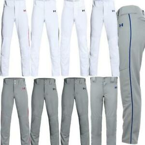 Youth Under Armour Boys' UA Utility Relaxed Piped Baseball Pants 1317458