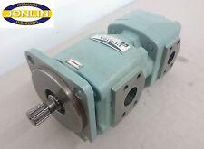UCHIDA GPP0-40-10L Tandem Hydraulic Gear Pump 40cc + 10cc ( CASSAPA COMMERCIAL )