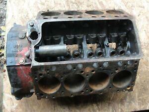 1957 OLDSMOBILE GOLDEN ROCKET 88 371ci J-2 ENGINE BLOCK ORIGINAL GM