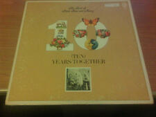 LP PETER PAUL AND MARY THE BEST OF PETER ... WARNER BS 2552  VG--/VG US  PS 1970