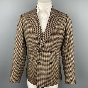PAUL SMITH Soho Fit Size US 38 / IT 48 Brown Camel Hair / Wool Sport Coat
